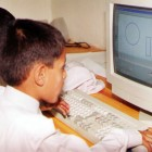 Students in the IT Lab