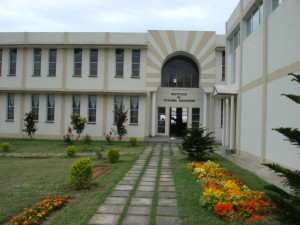 The Institute of Teacher Education